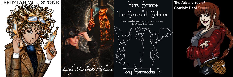 Tony Sarrecchia: Storyteller